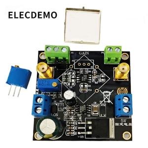 Image 2 - AD623 モジュール計装アンプ電圧アンプモジュール調整可能な単一電源シングルエンド/差動小信号
