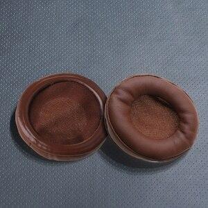 Image 4 - جلد الغنم بروتين رغوة بطانة للأذن للصوت تكنيكا ATH ESW9 ESW9LTD سماعات دروبشيب