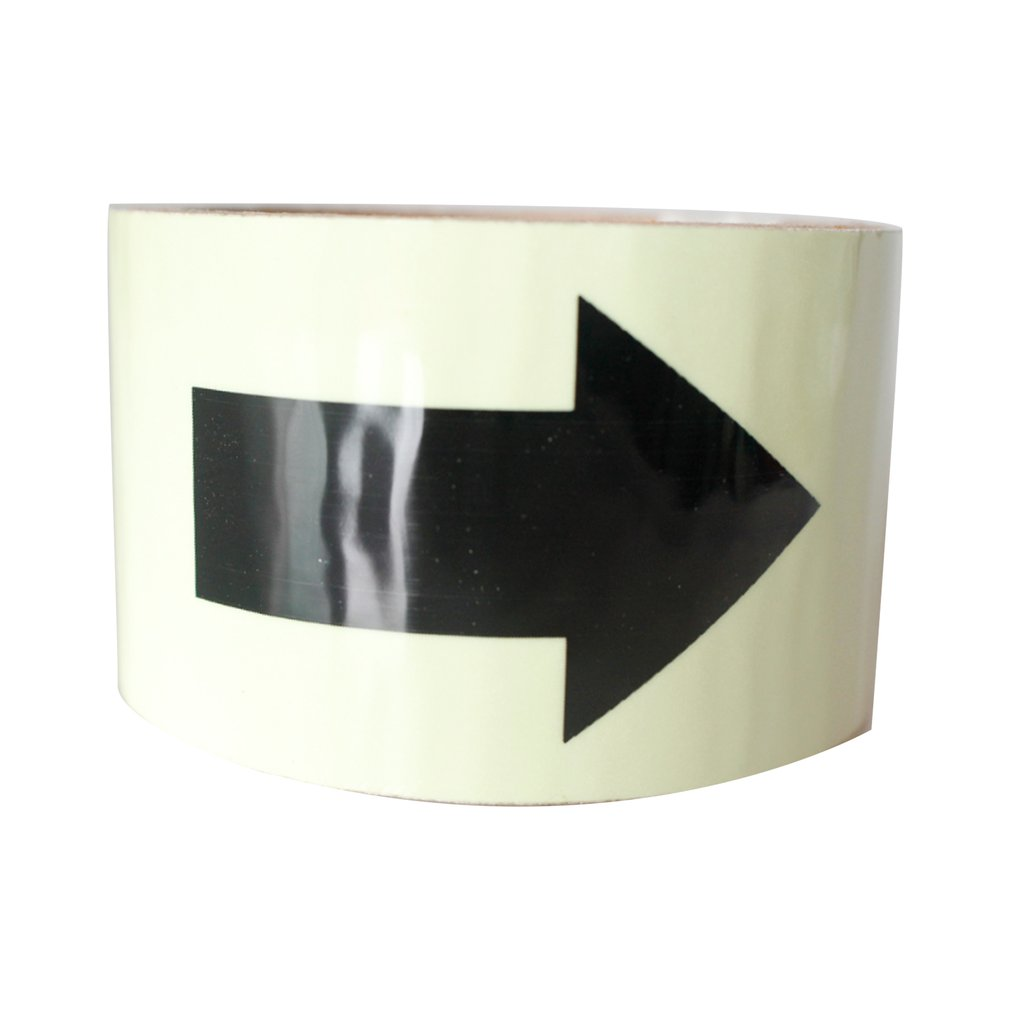 Self-adhesive Luminous Tape Glow In The Dark Stage Striking Warning Tapes Strip Sticker Emergency Lines For Traffic Safety