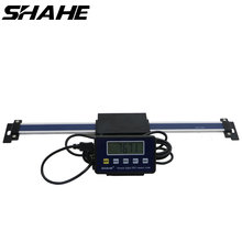 shahe 0-150mm/0-200mm/0-300mm Digital Table Readout linear scale DRO Magnetic Remote External Display  for Bridgeport Mill Lathe