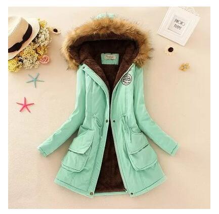 Free shipping Girls Jackets Kids Boys Coat Children Winter Outerwear & Coats Casual Baby Girls Clothes Autumn Winter Parkas 28