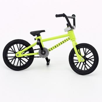 Wysokiej jakości Flick Trix finger bmx zabawki pełne rowerowe model dla dzieci tanie i dobre opinie Metal CN (pochodzenie) Finger bike toys Certyfikat take care 12*7CM Finger rowery 5-7 lat 8-11 lat 12-15 lat