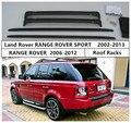 Для Land Rover RANGE ROVER SPORT 2002-2013 багажник на крышу поперечная багажная стойка бар высокое качество алюминиевый материал аксессуары