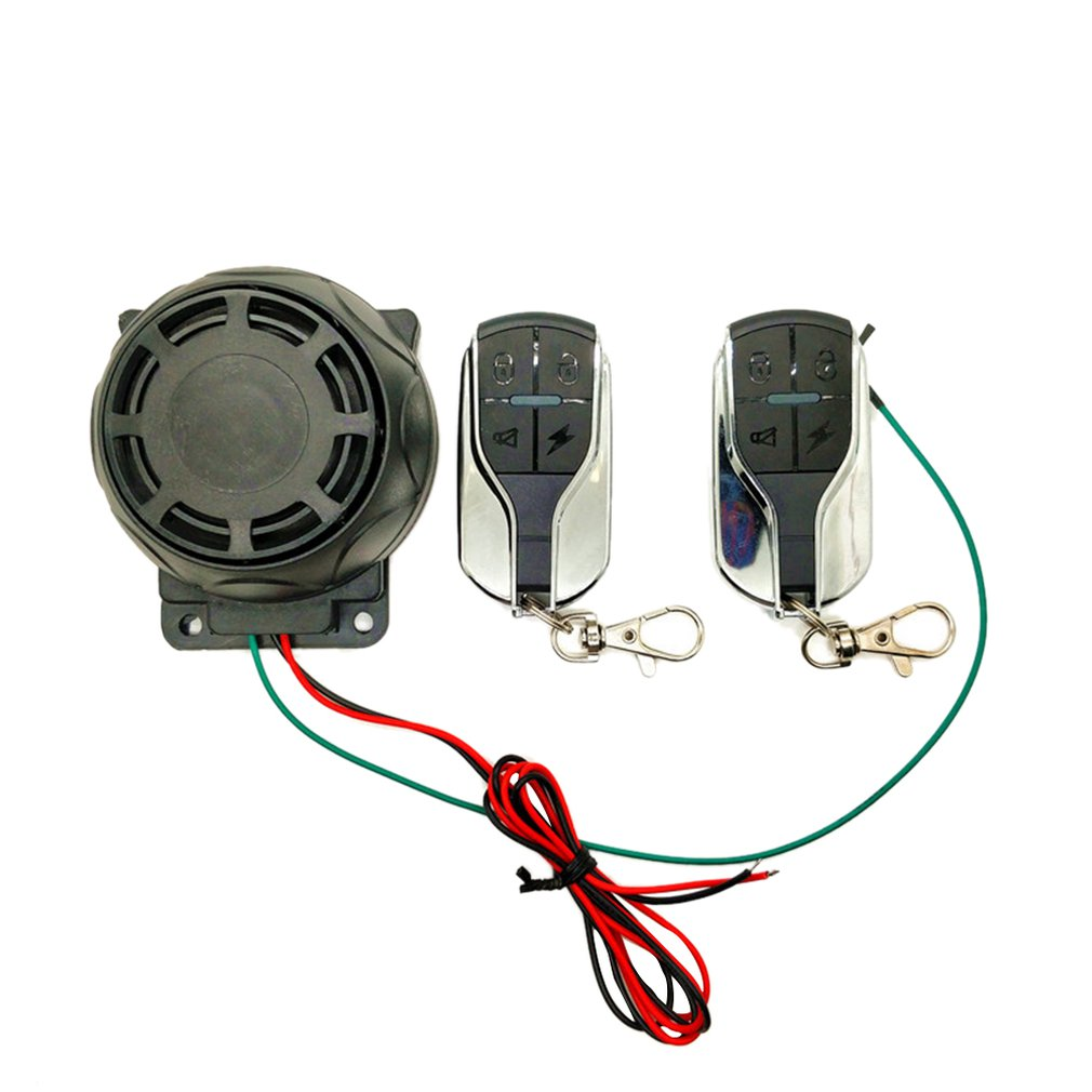 New Remote Control Motorcycle Alarm Security System Motorcycle Theft Protection Bike Moto Scooter Motor Alarm System