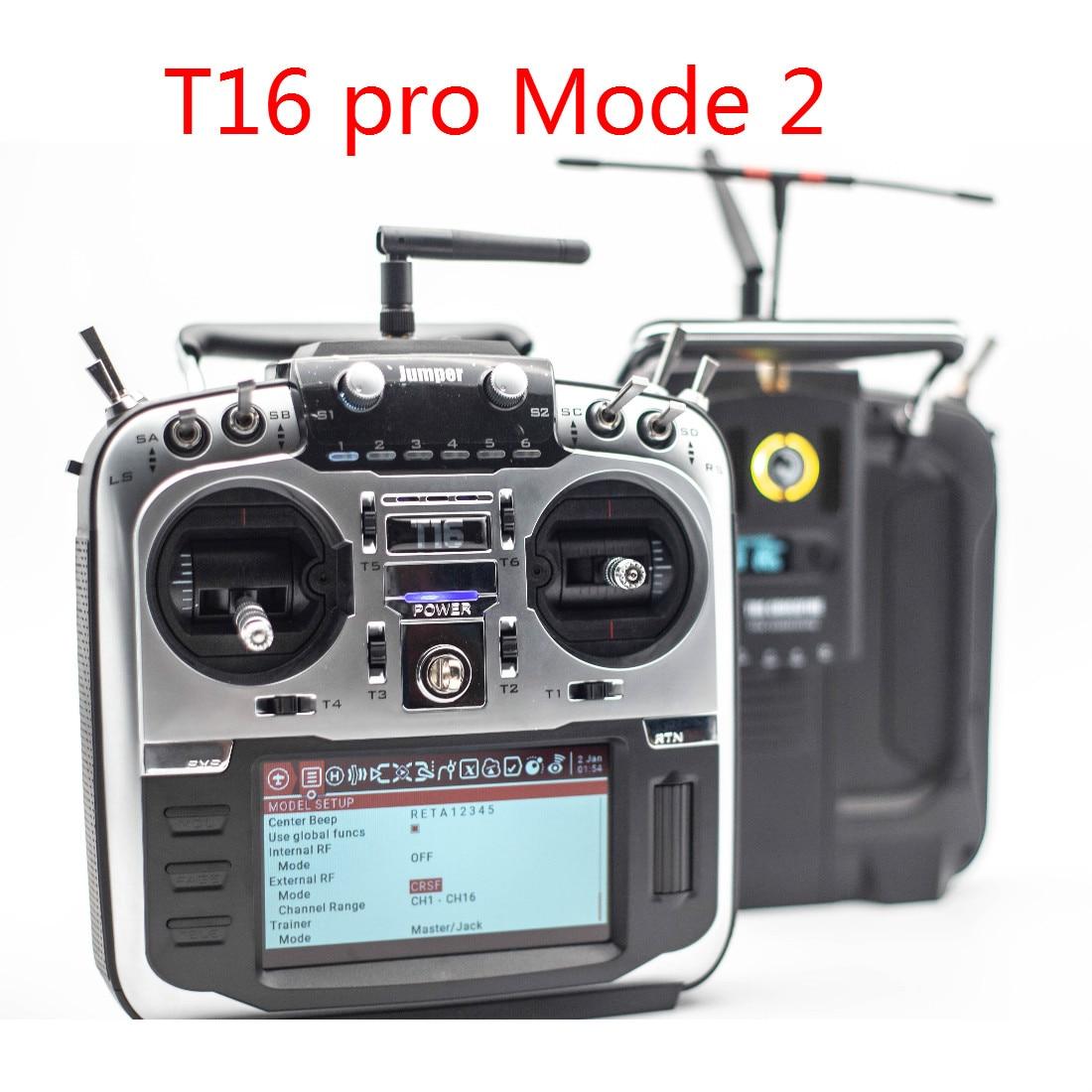 Jumper T16 pro T16 Plus Halle Gimbal Open Source Multi protokoll Radio Sender JP4 in 1 RF Modul 2,4G 16CH fernbedienung-in Teile & Zubehör aus Spielzeug und Hobbys bei  Gruppe 2