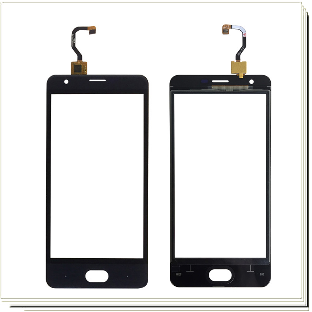 Mobile Phone Touch Front Glass For Ulefone U008 Pro Touch Screen Digitizer Panel Glass NO LCD Display