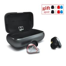 Mifo O5 בתוספת \ O5 אמיתי אלחוטי Bluetooth אוזניות Bluetooth 5.0 Binaural באוזן אוזניות HIFI IPX7 עמיד למים אוזניות O7 X1 o2 O4