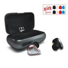 Mifo O5 Plus \ O5 Thật Không Dây Tai Nghe Bluetooth Tai Nghe Bluetooth 5.0 Hai Tai Tai Nghe Nhét Tai In Ear Hifi IPX7 Chống Nước Tai Nghe Nhét Tai O7 X1 o2 O4
