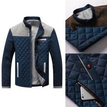 Fashion Coats Male Outerwear Spring Autumn Men's Jacket Baseball Uniform Slim Casual Coat Mens Brand Clothing