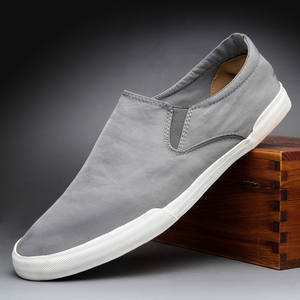 Canvas-Shoes Spring Mouth Autumn Korean-Fashion Men's New And Shallow Student Linking