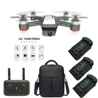 Fly Dream JJRC X9 Pro Drone GPS Drones with Camera HD 5G Dron Brushless Optical Flow Positioning Altitude Hold Follow Quadcopter