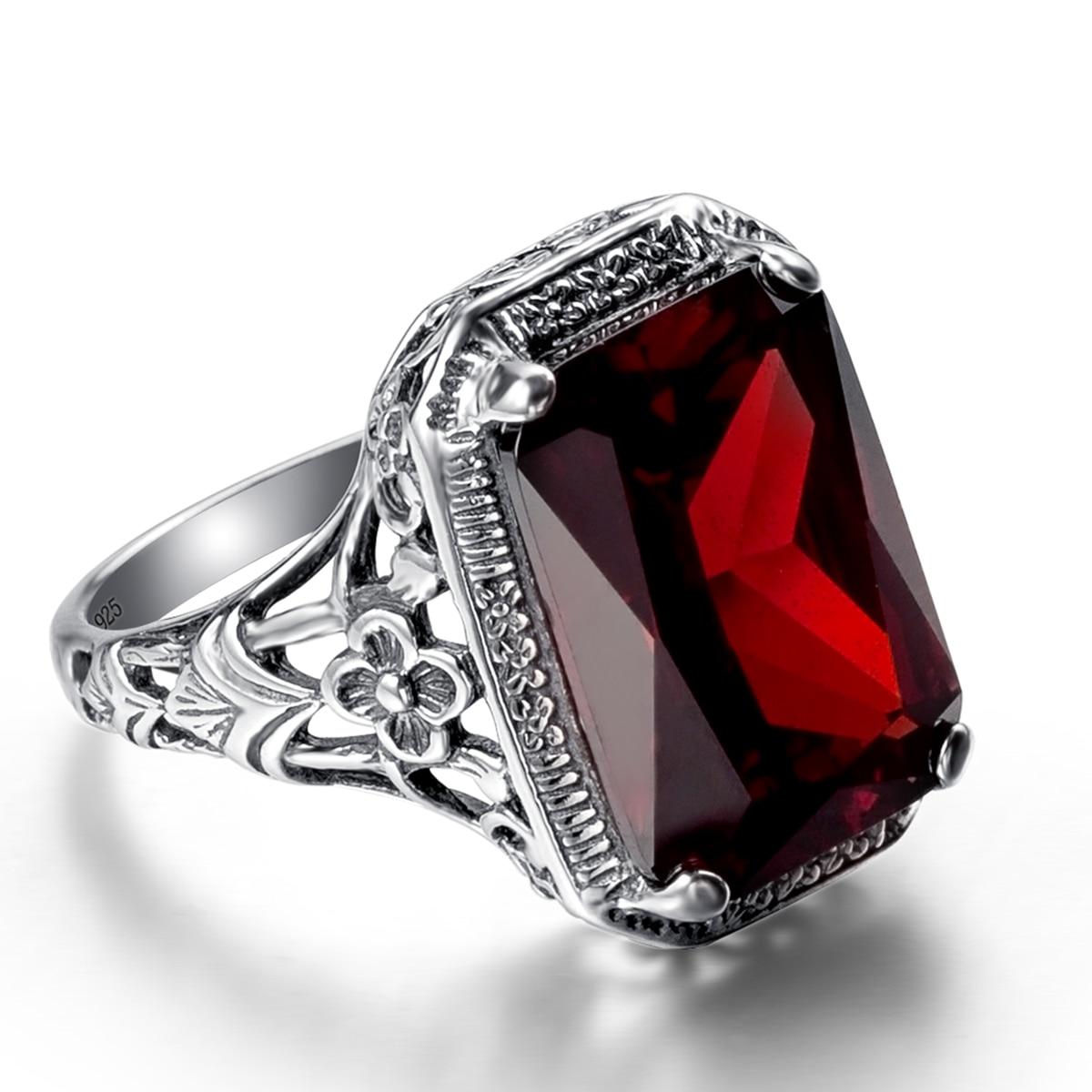 Серебряное кольцо с чакрами для женщин свадебное креативный