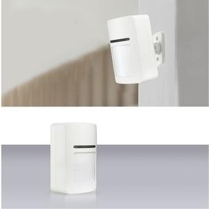 Image 2 - Smart Home Wifi อินฟราเรด Motion Sensor เครื่องตรวจจับ PIR ไร้สาย Pir ระบบสนับสนุน APP TUYA ความปลอดภัย Anti theft