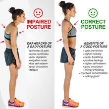Posture Correction Back Support Belt for Men Women