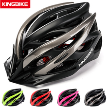 KINGBIKE cycling helmet mtb men women road bike helmet with