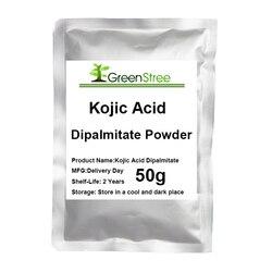 Kojic Acid Dipalmitate Powder Inhibiting melanin, whitening skin, antioxidation and delaying aging