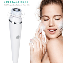 Clean-Tools Massage Skin-Pore-Cleaner Face-Cleaning-Machine Wash Electric