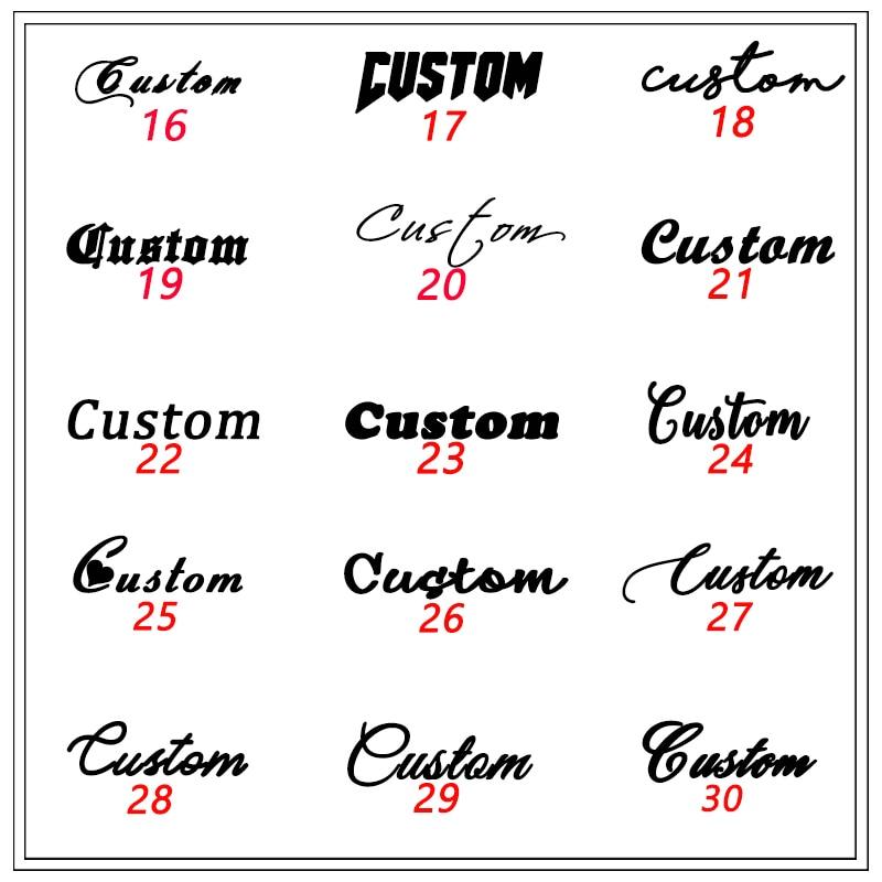 Custom font 2