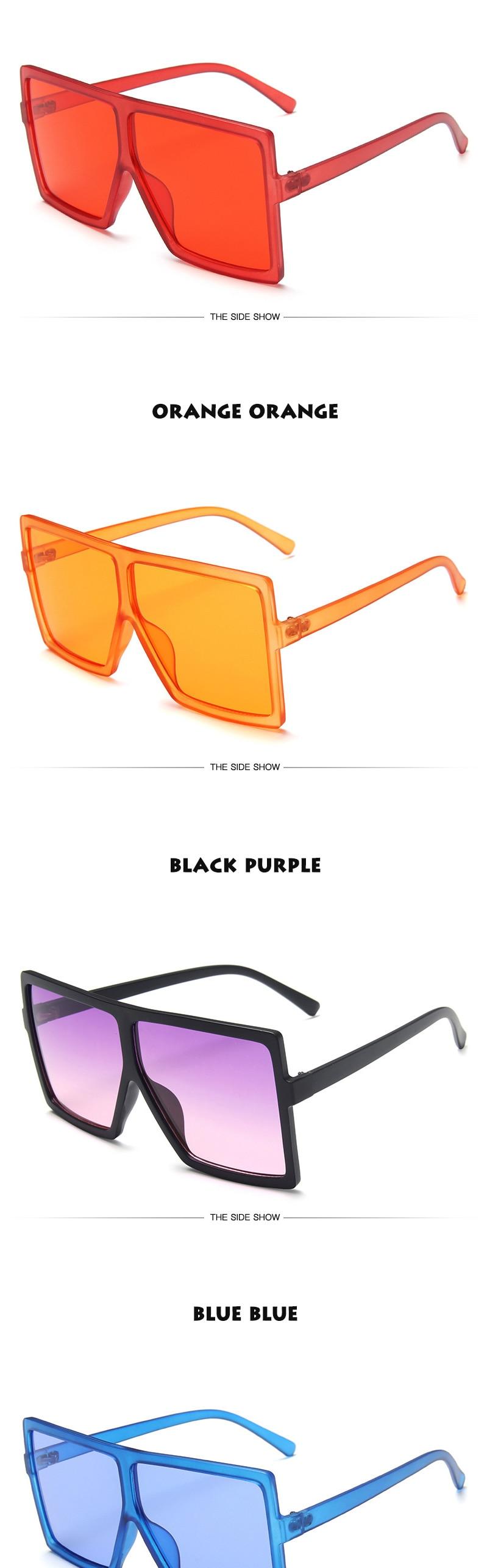 复古太阳眼镜_欧美大框太阳眼镜跨境热销街拍潮流方框金属铰链眼镜5705---阿里巴巴_07