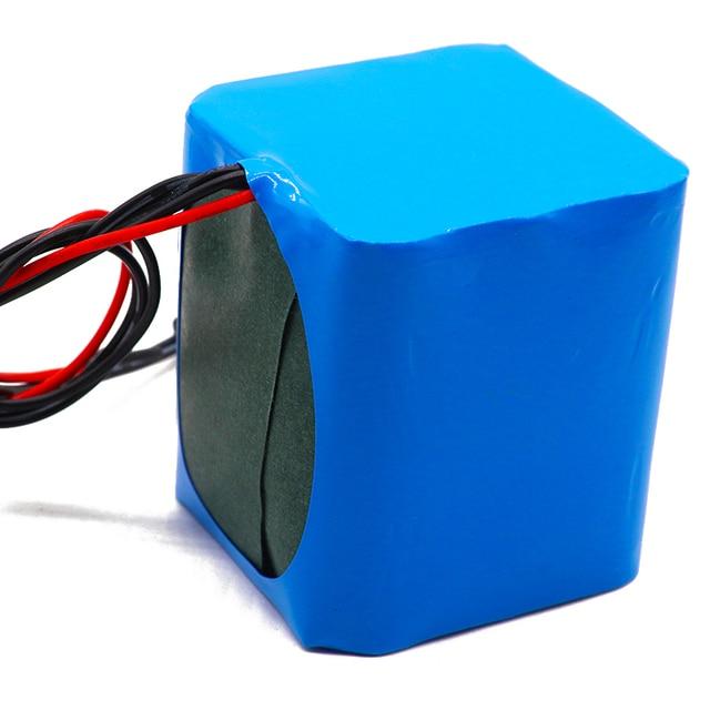 100% Original battery pack12V 6000mAh 18650 lithium ion rechargeable battery 6Ah DC12.6V portable battery pack with BMS