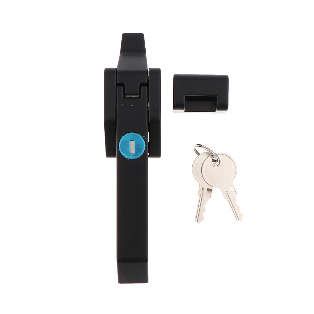 Details about  /Compression Latch for Air tightness replace Southco A7-10-301-20  Black