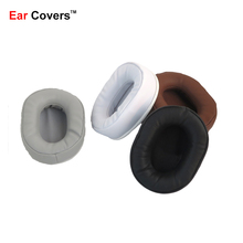 Ear Covers Ear Pads For Sony MDR ZX750AP MDR-ZX750AP Headphone Replacement Earpads Ear-cushions yhcouldin velvet ear pads for sony mdr zx750ap mdr zx750bn mdr zx750bn zx750ap replacement headphone earpad covers