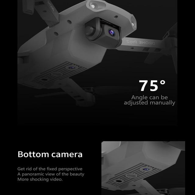 Drone 4K HD dual Kamera ku  wifi FPV 1080px 3