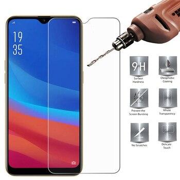Перейти на Алиэкспресс и купить Закаленное стекло для OPPO RX17 Neo AX7 Pro A1K A5s Realme C2 X Lite X2 3 3i 5 стеклянная Защитная пленка для экрана