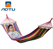 Hiking Camping  Hammock Portable Nylon Safety Parachute  Hamac Hanging Chair Swing Outdoor Double Person Leisure Hamak children s toys swings for children indoor and outdoor household three in one baby swing outdoor hanging chair baby swing nest