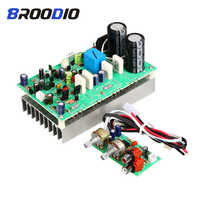 Subwoofer Amplifier Board Mono 250W High Power Audio Amplifiers Board For Home Speaker DIY Amp Dual AC22-26V