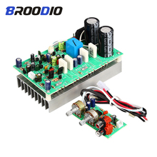 Subwoofer Amplifier Board Mono 250W High Power Audio Amplifiers Board For Home Speaker DIY Amp Dual AC22-26V tda7293 x2pcs 170w dual parallel mono amplifier board amp diy kits