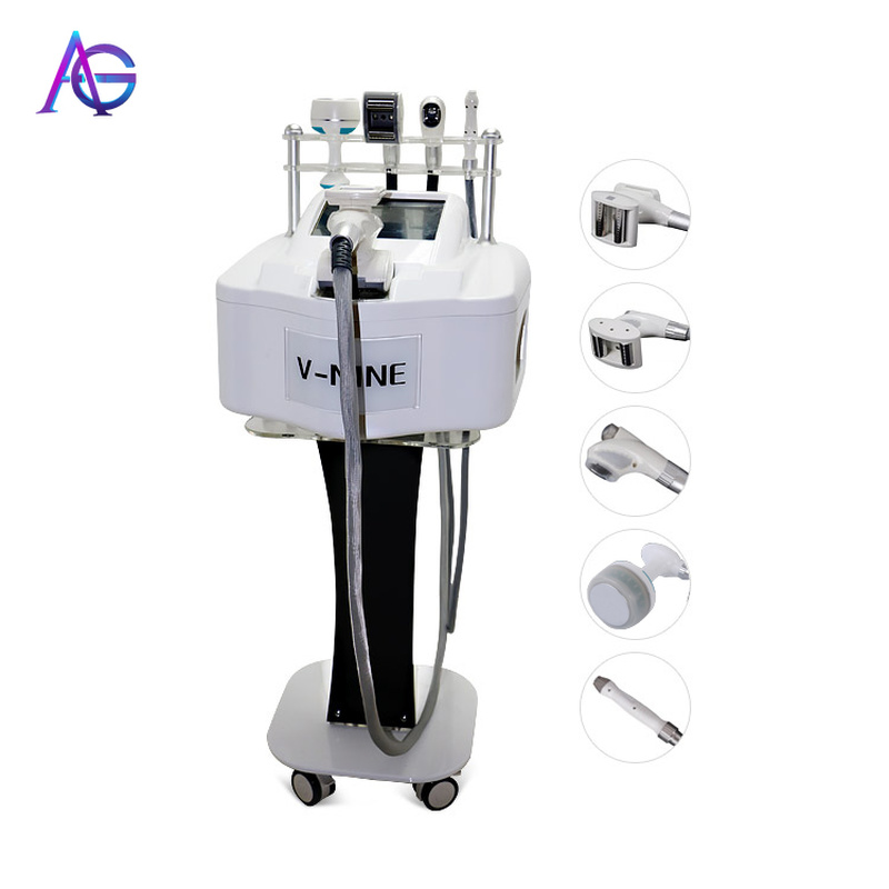 Portable Velashape Tenth V10 Vacuum Cavitation Weight Loss Machine For Body Shaping, Face Lift And Eyes Lift