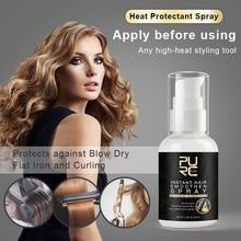 Марокканское аргановое масло PURC для ухода за волосами, спрей для восстановления поврежденных волос, уход за кожей головы, товары первой нео...