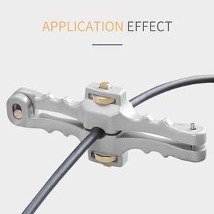 Image 4 - 縦開口ナイフ縦シースケーブルスリッター繊維光学ケーブルストリッパーSI 01