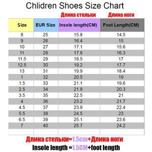 Image 5 - 2020 新しいの靴ボーイズスニーカーガールズファッション春カジュアル子供たちは少年を実行している靴chaussureのランファン