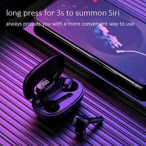 Image 4 - TWS Bluetooth T9S Tai Nghe Mini IPX7 Chống Nước Tai Nghe Nhét Tai Hoạt Động Trên Tất Cả Các Android IOS Điện Thoại Thông Minh Âm Nhạc Không Dây Tai Nghe
