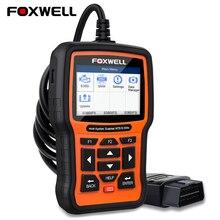 FOXWELL escáner NT510 Elite para BMW OBD2, f30, e46, e39, e60, e90, e36, OBD 2, para MINI Rolls Royce, OBD, OBD II, herramienta de diagnóstico