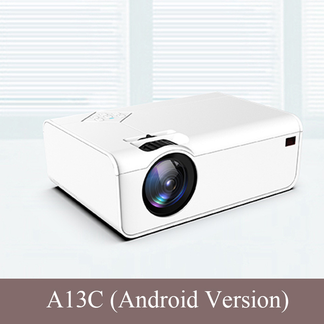 CRENOVA A13C Projector LED 720P Android