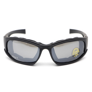 Image 3 - X7 Tactical Polarized Glasses Military Goggles Army Sunglasses with 4 Lens for Hunting Shooting Cycling Motorcycle Glasses