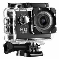 G22 1080 p hd tiro à prova dwaterproof água câmera de vídeo digital coms sensor lente grande angular kamera fotografica profesional