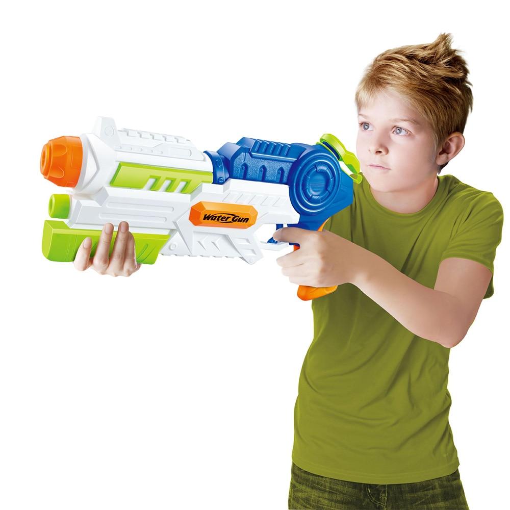 Water Gun Toy Beach Water Gun Air Pump Water Gun Water Cannon Summer Large Water Gun Beach Children's Toys Cool Beach Water Gun
