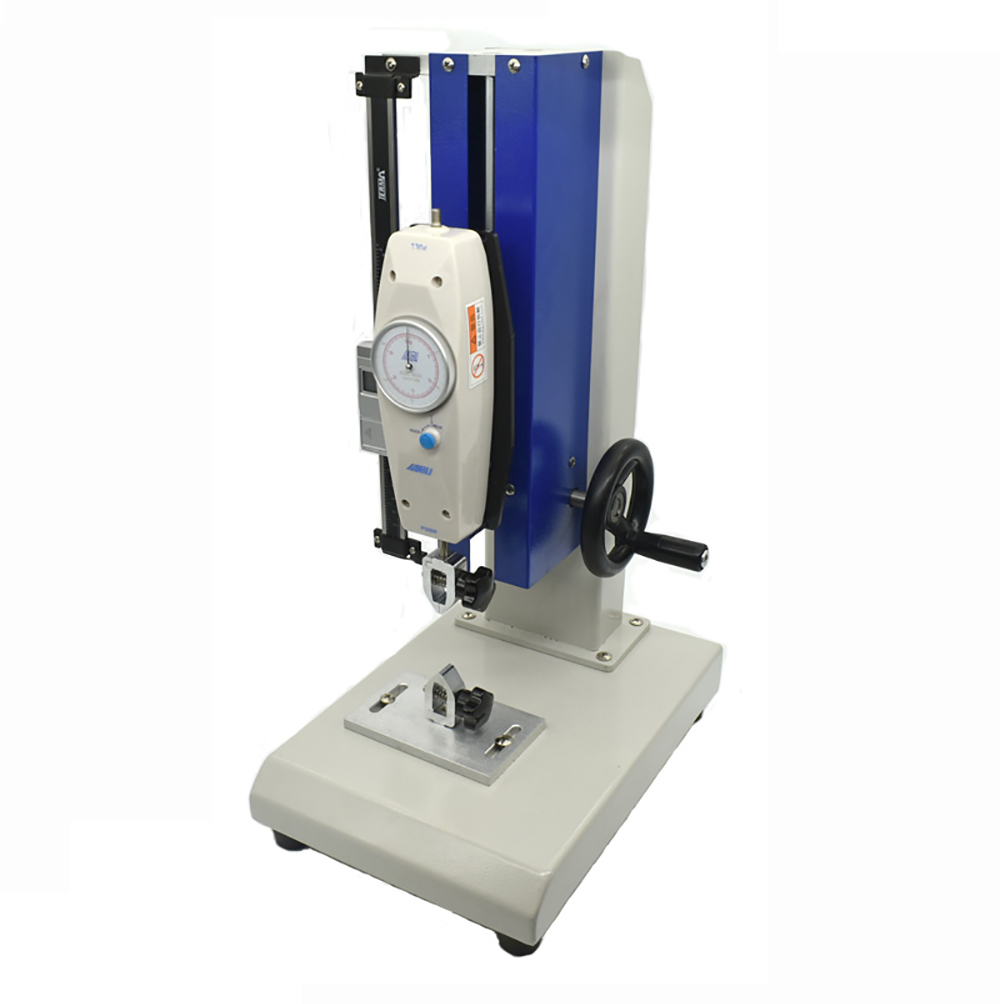 Manual Vertical Push-pull Force Test Rack Wire Harness Terminal Tensile Force Tester Stand 500N Y