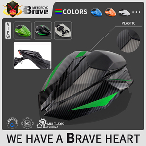 Passenger Rear Seat Cover Cowl Hump Faring For KAWASAKI Z800 2013 2014 2015 2016 2017 2018 solo racer scooter seat Z 800