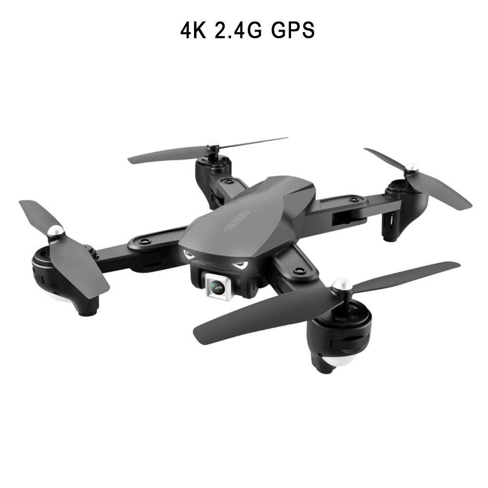 HD Camera Trajectory Flight GPS Voice Control Foldable Drone FPV WiFi Wide Angle One Key Return Outdoor Mini Portable Adult Kids