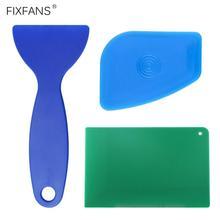 3Pcs Plastic Scraper Pry Opener Opening Tool Kit for iPhone iPad Samsung Smartphone