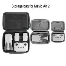 Drone portatile DJI Mavic Air 2 Bag borsa a tracolla Air 2 custodia per il trasporto borsa telecomando borsa per Mavic Air 2