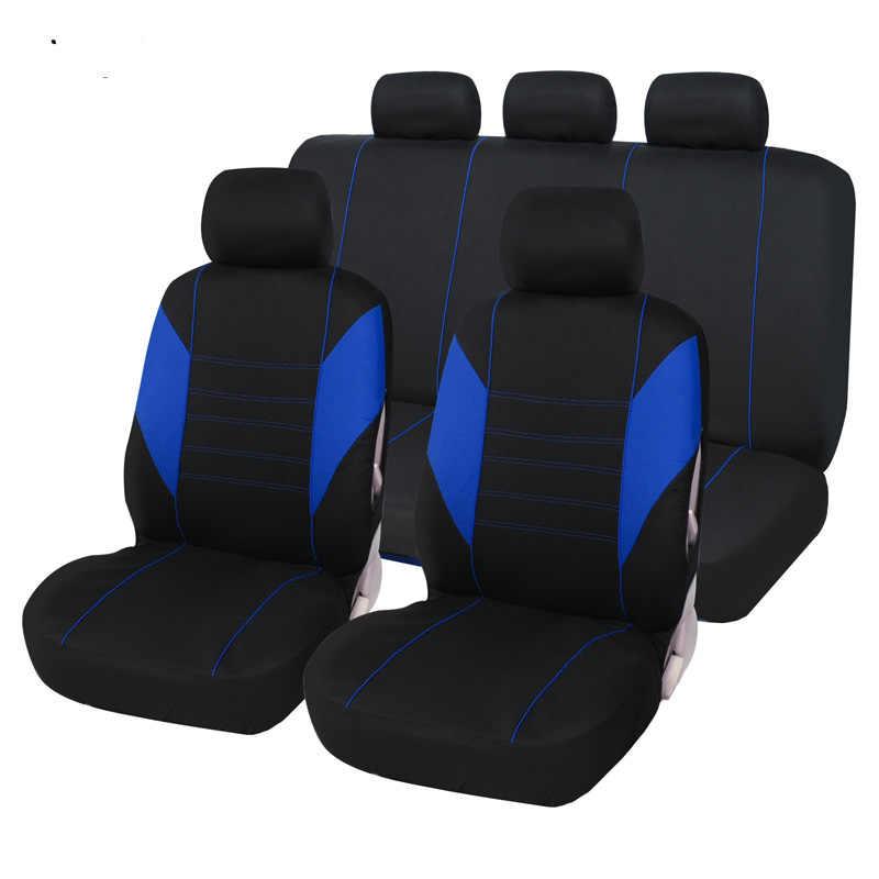 מלא כיסוי פשתן סיבי רכב מושב כיסוי אוטומטי מושבים מכסה haval קיר h2 haval h5 haval h6 haval h9 רחף h3