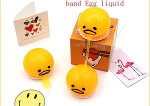 Image 3 - 1 Máy Tính Mới Bán Lòng Đỏ Trứng Chống Căng Thẳng Giảm Món Quà Ngộ Nghĩnh Vàng Trứng Lười Trò Đùa Bóng Đồ Chơi Trứng Bóp Ngộ Nghĩnh đồ Chơi Chống Căng Thẳng