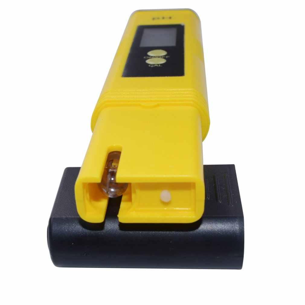 Ph-02 качества воды Ручка PH датчик качества воды с большим количеством Экран Дисплей двухопорная автоматической калибровки