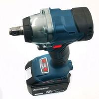 Impact Driver Wrench Angle Grinder Brushless Motor Cordless Drill Driver BL1830 BL1860 For Makita 18V 3Ah 6Ah 9Ah li ion Battery